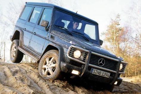 Preise Mercedes-Benz G-Klasse