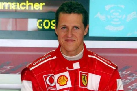 Michael Schumacher im Interview