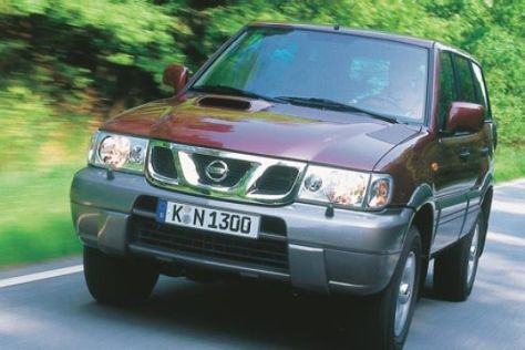 Nissan Terrano 3.0 Di Outdoor