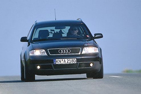 Alpin Audi A6 2.6 TDI