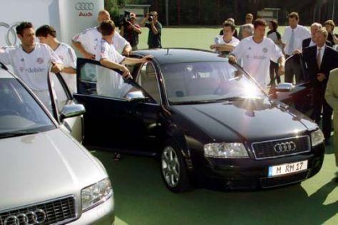 Bayern Spieler Autos