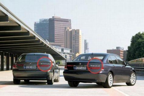 Zwei neue Selbstzünder für den BMW 7er
