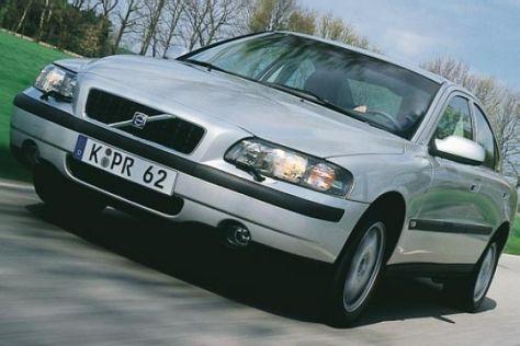 Volvo S60 2.4T AWD Automatik