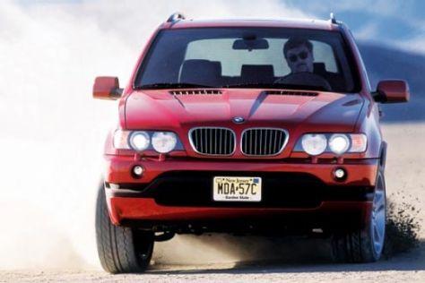 Rückrufaktion von BMW