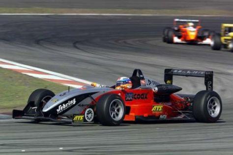 14. Lauf deutsche Formel-3-Meisterschaft