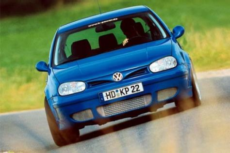 VW Golf IV GTI 1.8 von K-Power