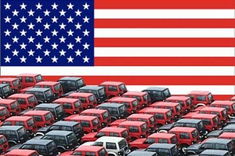 Kaufrausch auf dem US-Automarkt