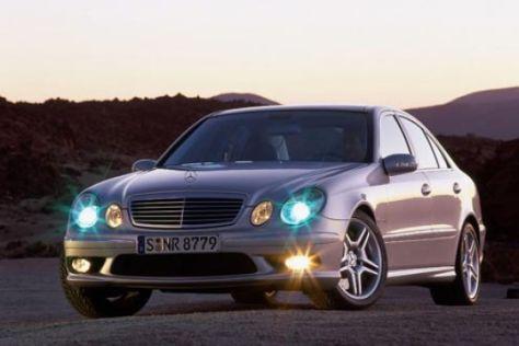 Mercedes CL-, E- und S-Klasse