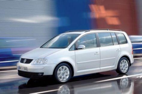 Erstes Foto vom VW Touran