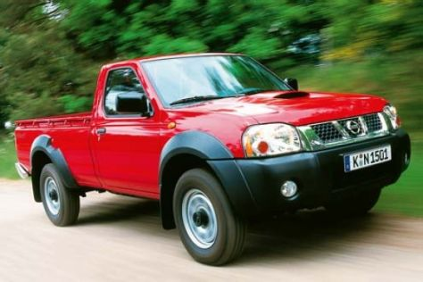 Nissan Pickup 2.5 Di Single Cab Profi