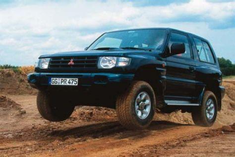 Mitsubishi Pajero Classic 2.5 TD kurz