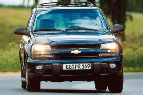 Chevrolet TrailBlazer 4.2 LTZ