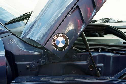 BMW Z3 Coupé (1998-2002)