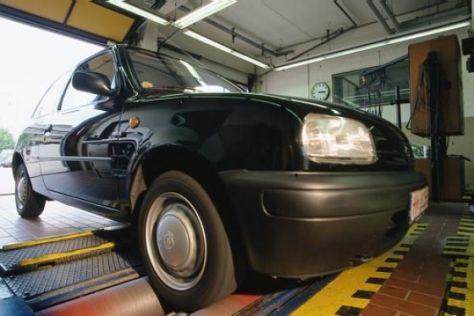 Nissan Micra (1993-2003)