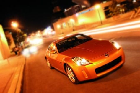 Onlineversteigerung Nissan 350Z