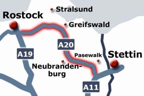 Ostsee-Autobahn