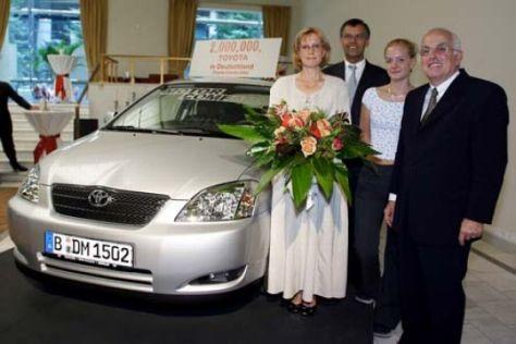 Jubiläums-Toyota