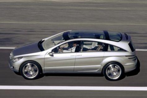 Crossover-Fahrzeug von Mercedes