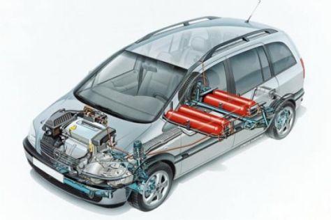 Umweltpreis für Opel Zafira