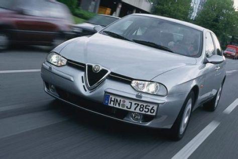 Alfa 147, 156 und Sportwagon