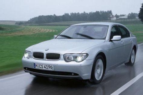BMW 730d und 740d