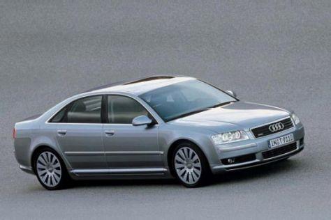 Audi-Motoren aus in Ungarn