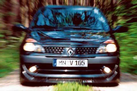 Renault Clio von La Vitesse