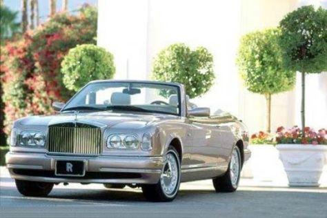 Letzter Rolls-Royce aus Crewe