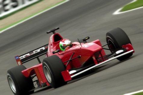 Formel 3000 in Belgien