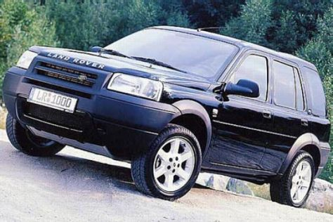 "Land Rover Freelander ""Black Spirit"""