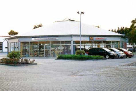 Erste Seat-Niederlassung in Hamburg