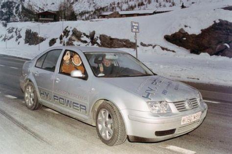 Wasserstoff-Auto aus der Schweiz