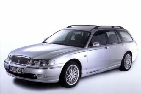 MG Rover 75