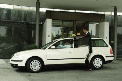 Taxen von VW