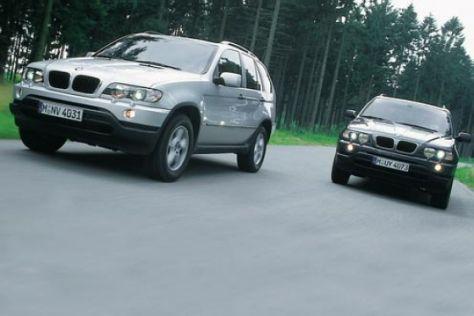 BMW X5 3.0i und 3.0d