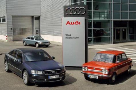 Audi Werk Neckarsulm