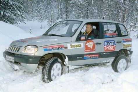 GM und Lada bauen neuen Niva