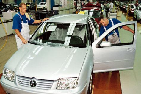 Tarifeinigung Volkswagen/IG Metall