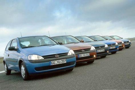 Opel-Werk feiert Jubiläum