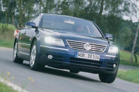 VW Phaeton V6 3.2