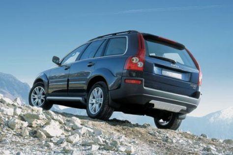 Volvo XC90 D5 Automatik