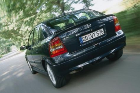 Opel Astra Fresh 2.2 DTI