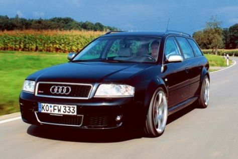 Audi RS6 Wetterauer
