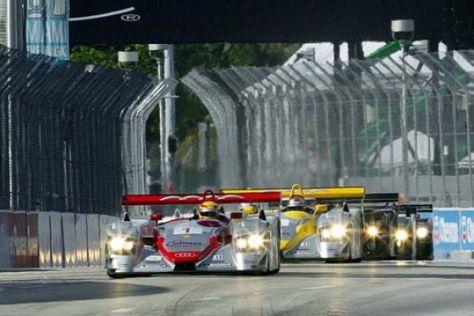 9. Lauf zur American Le Mans Series