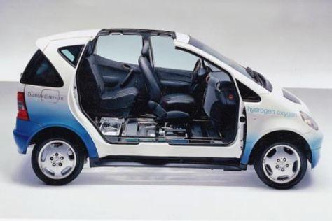 Brennstoffzellen-Fahrzeuge