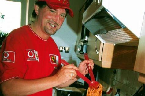 Ein Festtag für den Ferrari-Fan