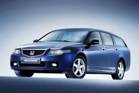 Neuer Honda Accord