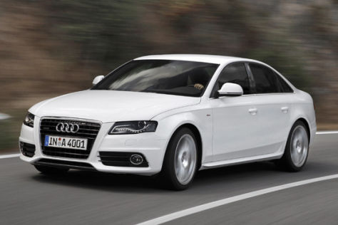 Audi A4 Autobild De