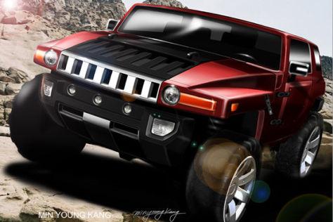 Hummer FX-Concept