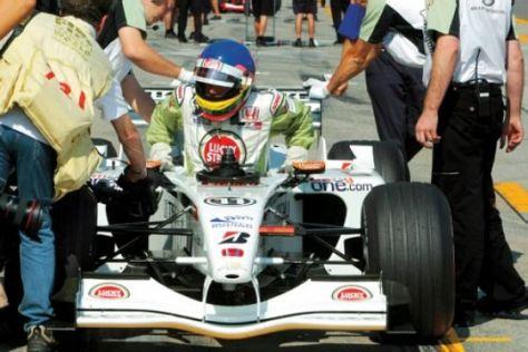 Formel-1-Wechselkarussell